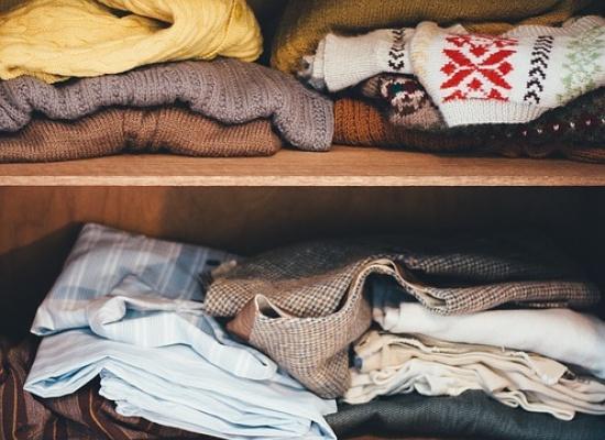 Zbiórka odzieży