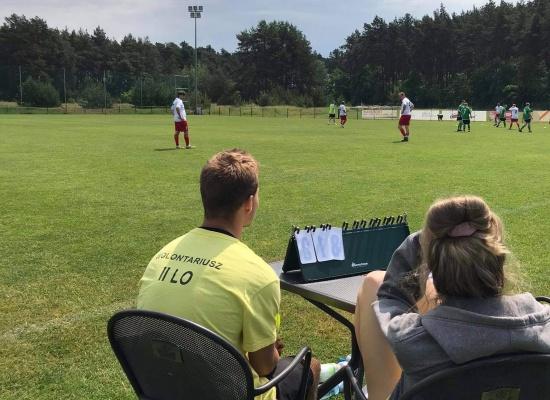 Pomoc w XXI Regionalnym Turnieju Piłki Nożnej Olimpiad Specjalnych Wie